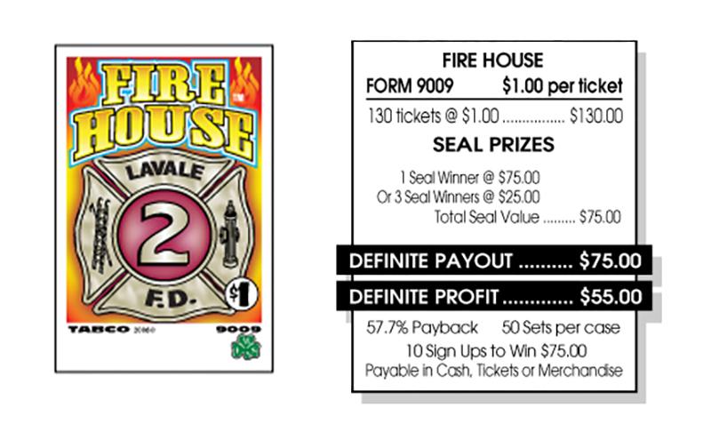 TAB 9009-FIRE HOUSE
